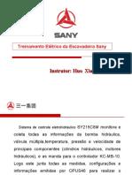 SANY Trein Elétrico Da Escav SY215C8 Sany.ppt