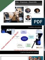 Economistas, Empresas y Desarrollo