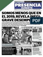 PDF Presencia 27 de Enero de 2021