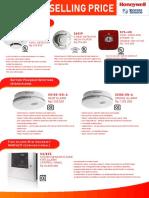 Katalog Honeywell System Sensor_Toko, Ritel_Lowress