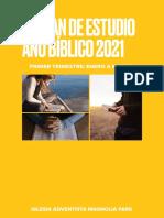 Año Bíblico Primer Trimestre 2021
