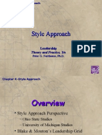 6.Style Approach