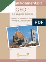 Leonetti, Geografia Delle Regioni Italiane