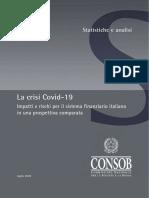 La crisi Covid-19 (statistiche e eanalisi)