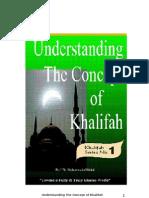 K1-Concept of Khalifah