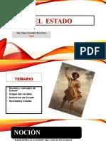 2. EL ESTADO