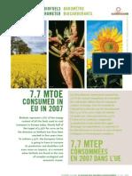 Barometro Biocarburantes.Año 2006
