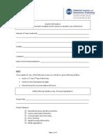 CEPEX-2011 Registration Form