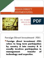 sumeet FDI
