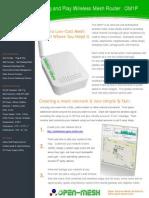 OM1P-Datasheet