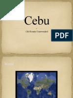 Cebu PP Final