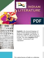 gr 8 Indian Literature