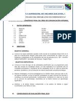 iINFORME ANUAL I.E.P MARÍA ADELE GARNIER