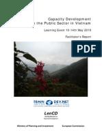 Report CD in Public Sector in Vietnam20052010-2
