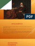 Apologética Básica Tema 1