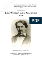 Frederic MISTRAL - Lou Tresor dóu Felibrige - 1 (A-B)
