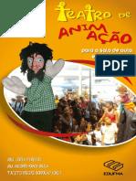 Livro Teatro de Animacao