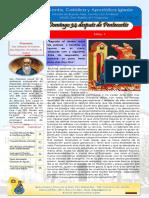Boletin 131 Año IIII 34 Domingo Despues de Pentecostés