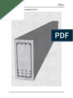 Doubly Reinforced Concrete Beam Design ACI318 14