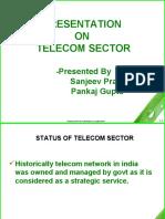 5208180 Indian Telecom Sector