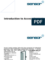 Introduction to Access Control