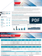 Richmond Americas Alliance MarketBeat Industrial Q42020