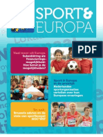 Sport en Europa Special SBM