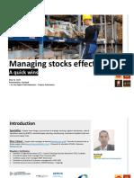 Managing stock_Quick wins_Nurhadi_ECI Kaltim
