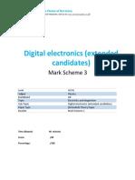 44.3 Digital Electronics Cie Igcse Physics Ext Theory Ms