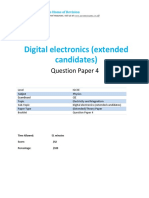 44.4 Digital Electronics Cie Igcse Physics Ext Theory Qp