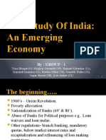 INDIA an Emerging Economy