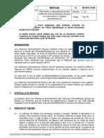 VDM_M-CR-5.4-022_COLIFORMES_FECAUX