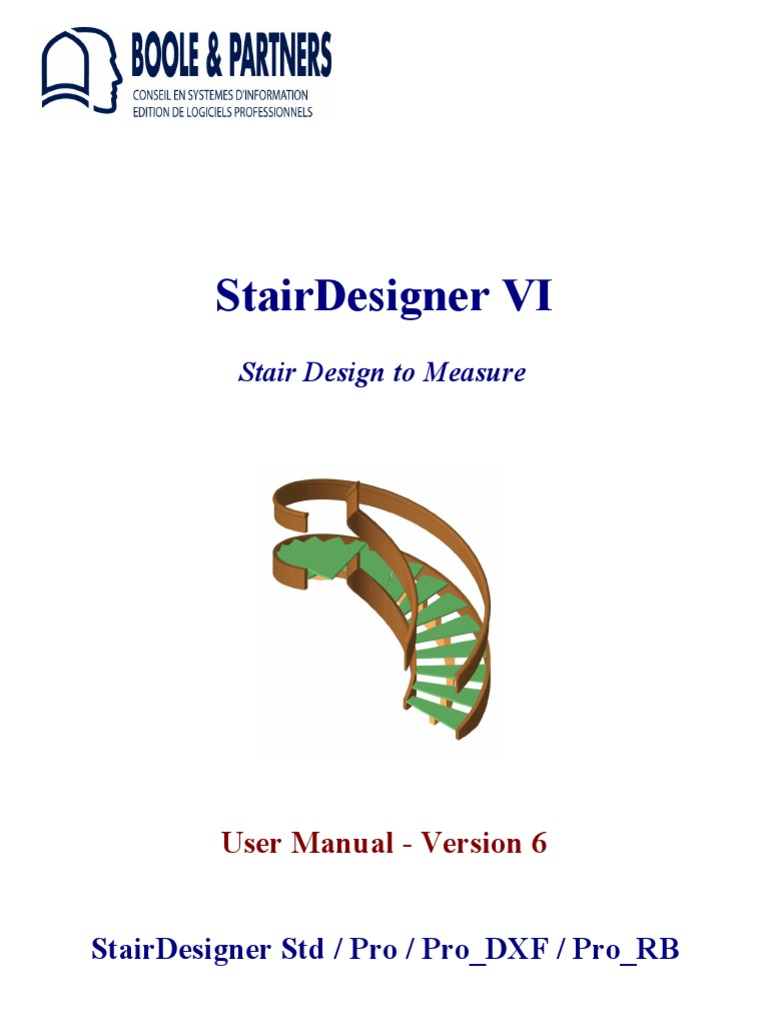 Manual_SD | Stairs | Computing