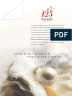 f&n Annual Report 2008