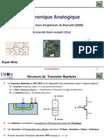 Transistor Bipolaire