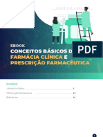 Conceitos Basicos Da Farmacia Clinica e Prescricao Farmaceutica