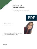 ABAP para Funcionais e Gerentes de Projetos