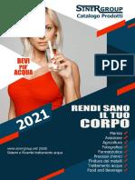 Pentek filtri e parti ricambio catalogo