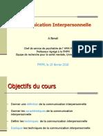 2- Communication Interpersonnelle