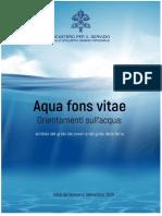 Aqua Fons Vitae - IT