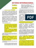 FUNDO MONETÁRIO INTERNACIONAL (1)