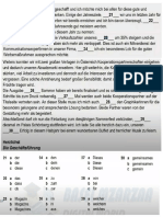 Telc B2 Prüfung Modelltest (5) B2 allgemein Sprachbausteine