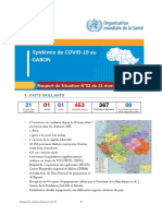 Situation Report N2 Gabon Au 3.04