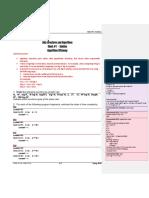 Sheet1_Algorithms-Efficiency_S2018 - Solution
