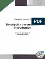 organizacion documental 2 actividad evaluativa 3