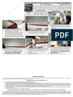05 UP CADILLAC STS WING II INSTALLATION MANUAL CARID.COM