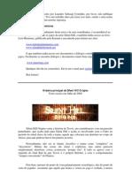 História de Silent Hill Origins PDF
