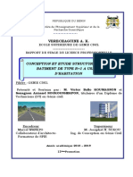 Rapport Koumagnon Victor Et Noukounhekpon s. Armand
