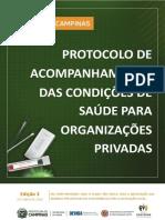 Conteúdo 37 - Protocolo de Acompanhamento e Testagem COVID-19 Para EMPRESAS Edição 3_ Outubro 2020