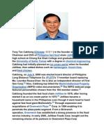 Tony Tan Caktiong